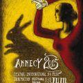 Les Minions  et Chris Meledandri à Annecy